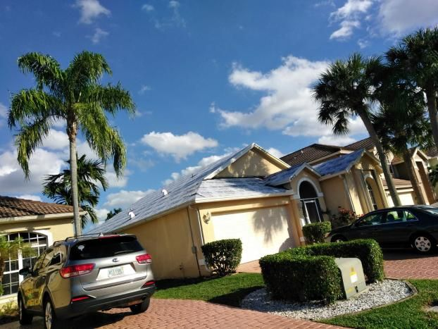 Palm Springs Fl Roofing Contractor Palm Springs Fl Roofer A And J Roofing Contractors Inc
